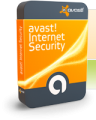 Avast! Internet Security 8.0 1jaar 1user